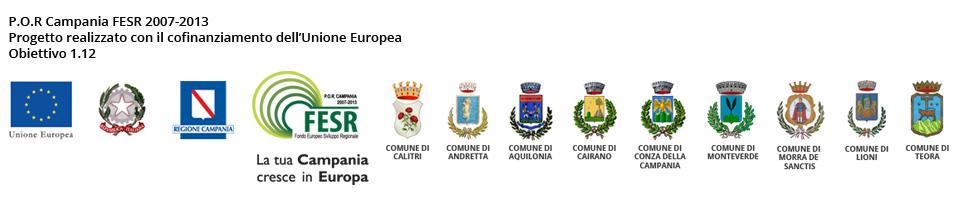 P.O.R Campania FESR 2007-2013 Progetto realizzato con il cofinanziamento dell'Unione Europea Obiettivo Operativo 1.12