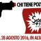 CHI TIENE POLVERE SPARA: LO SPONZ FEST 2016