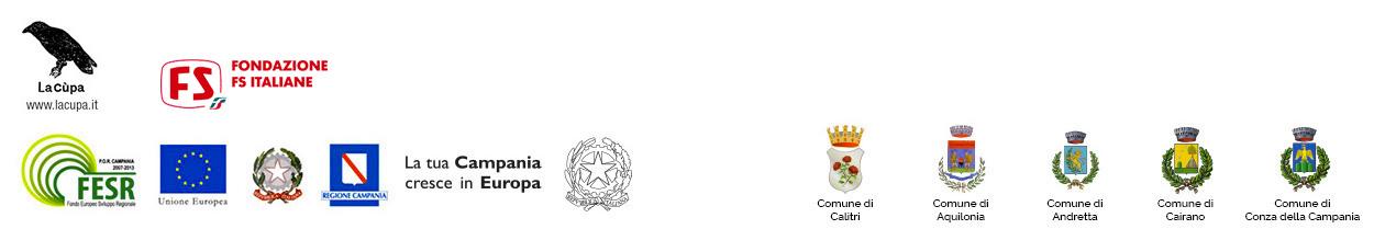 """Calitri Sponz Fest è un progetto del Comune di Calitri (Comune Capofila) in partnership con i Comuni di Cairano, Andretta, Conza e Aquilonia ammesso ai Fondi PAC – """"Piano strategico per il turismo – programma di eventi promozionali"""" – Avviso pubblico di selezione ex D.G.R.C. n. 45/2015 – """"ITINERARI"""" – Regione Campania Assessorato al Turismo e ai Beni Culturali PIANO di AZIONE COESIONE"""