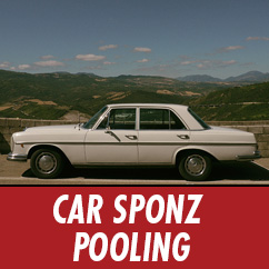 CAR SPONZ POOLING 2017