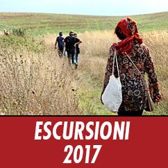 ESCURSIONI 2017