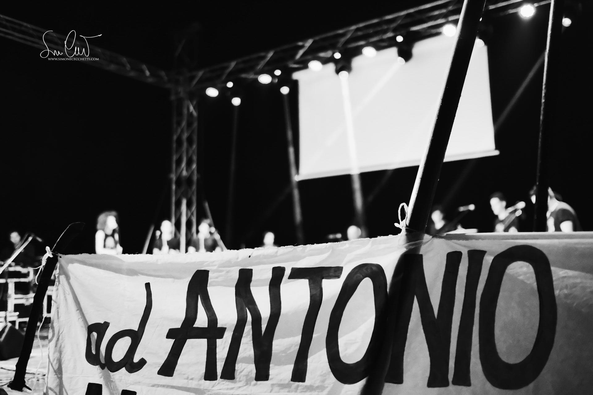 Vallone Cupo, Omaggio ad Antonio Infantino. Foto di Simone Cecchetti