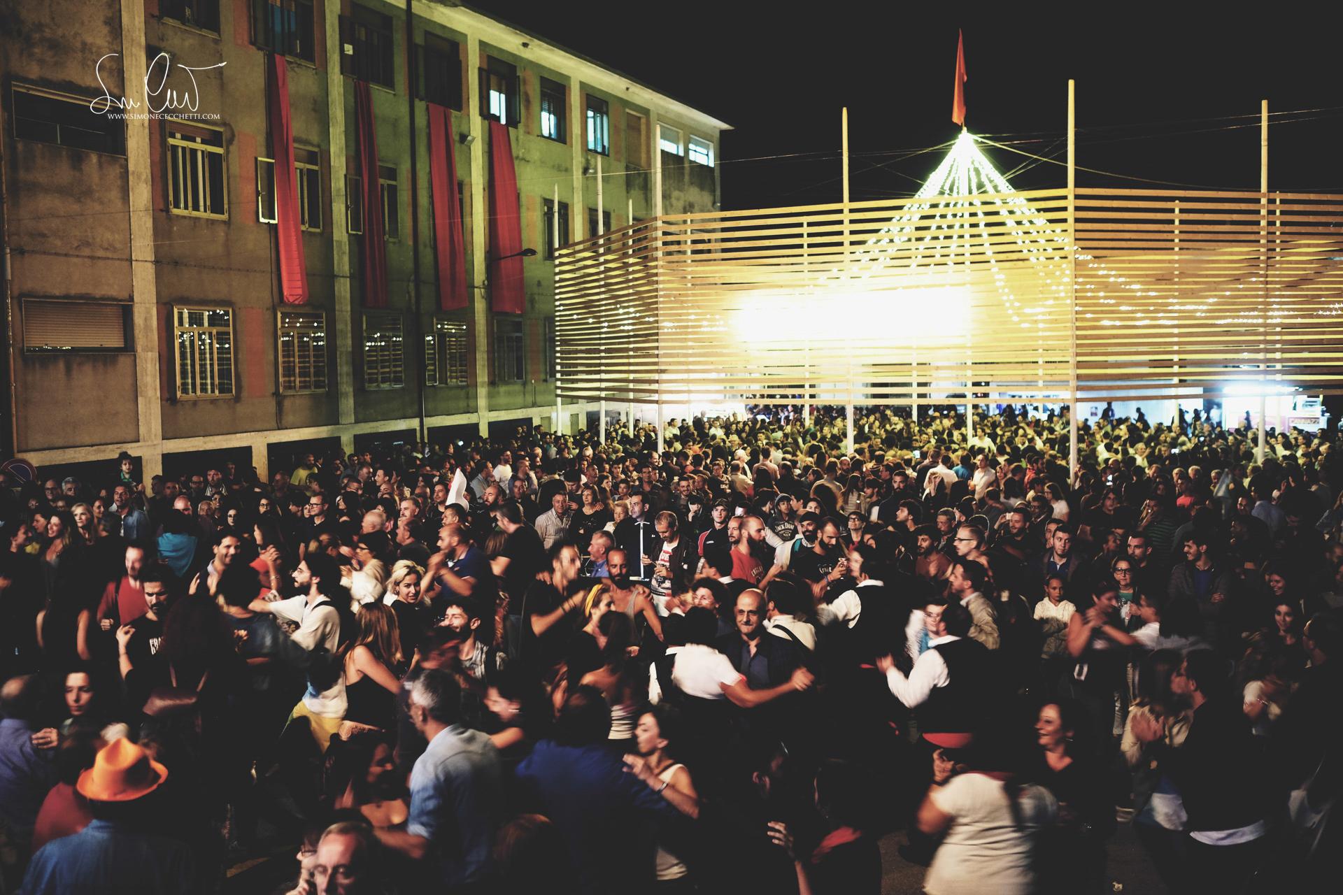 Il Ballodromo, Calitri. Foto di Simone Cecchetti